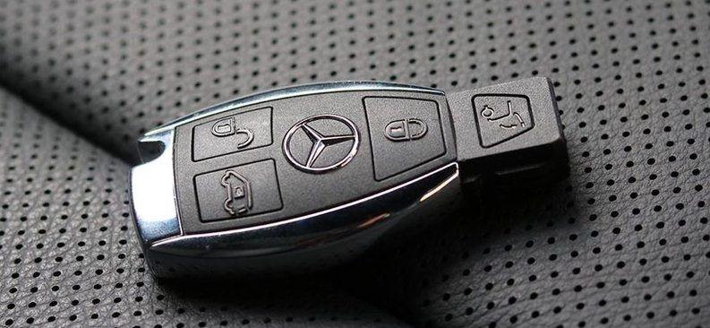 ключ за кола Мерцедес